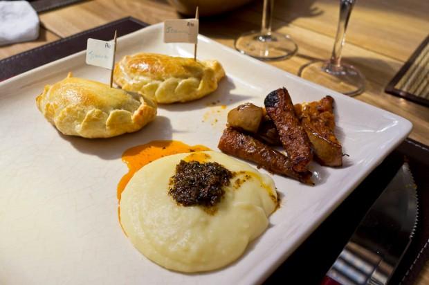 empanada creations in Buenos Aires