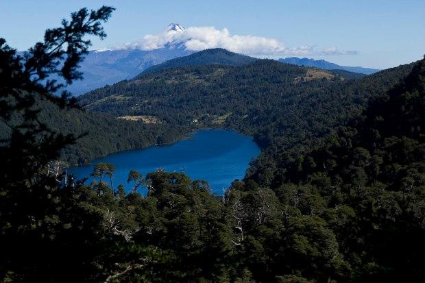 views from the Parque Nacional