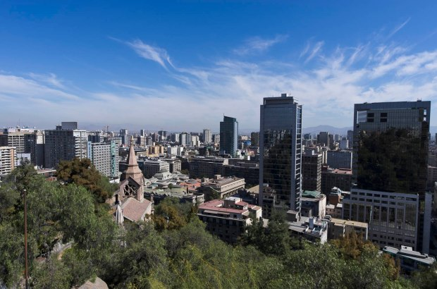 Santiago, the capital of Chile is huge and cosmopolitan.  It's also very expensive!