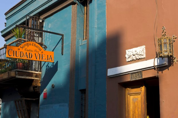 the colorful Bellavista neighborhood