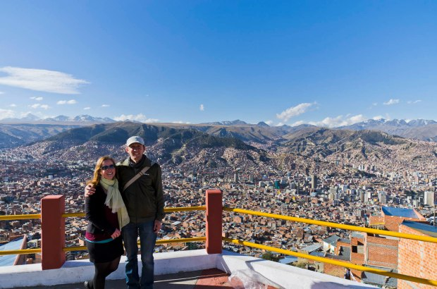 loving La Paz