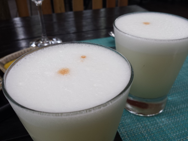 perfect pisco sours