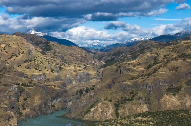 scenery off the Carretera Austral