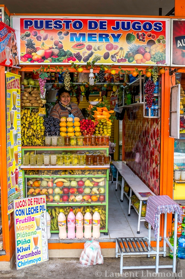 juice stands are plentiful, healthy, cheap and delicious!
