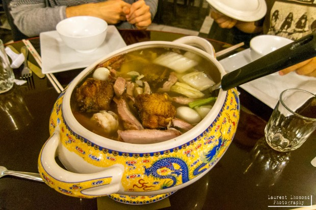 Chinese food can be found all over Peru in eateries known as chifas